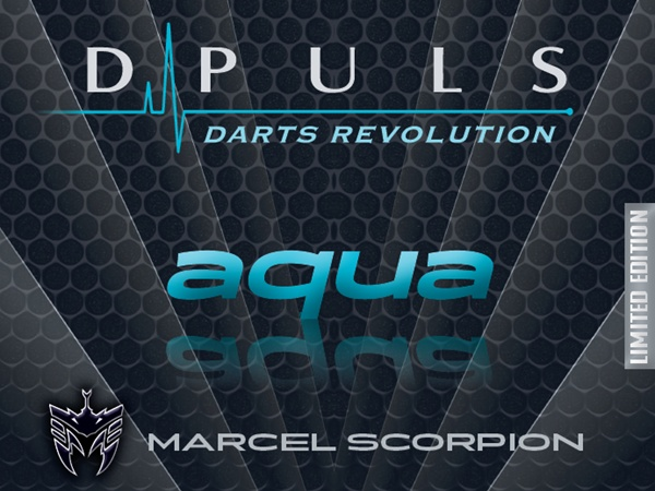 Dpuls Marcel Scorpion Aqua Limited 200sets 90% Tungsten